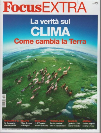 Focus Extra - Trimestrale n. 74 Marzo 2017