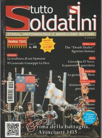 Tutto Soldatini - trimestrale n. 44 Marzo 2017