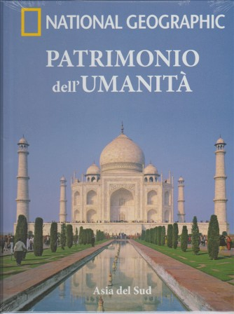 Patrimonio dell'umanità vol.10- Asia III - By National Geographic