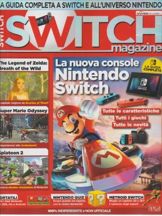 SWITCH Magazine - bimestrale n. 1 Marzo 2017