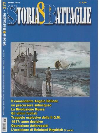 Storia e Battaglie - Mensile n. 177 Marzo 2017