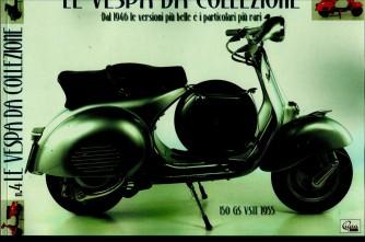 le Vespa Da Collezione bimestrale n. 4 Aprile 2017