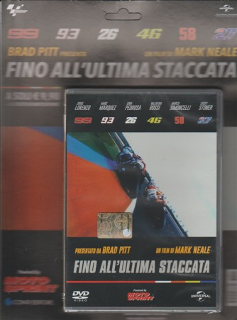 DVD - Fino all'ultima Staccata - Regista: Mark Neale by Motosprint