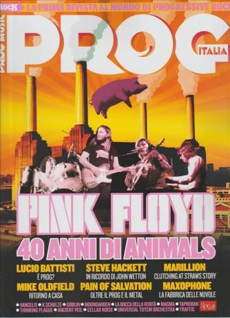 "PROG MUSIC Italia - bimestrale n. 11 Marzo 2017 ""Pink Floyd"""