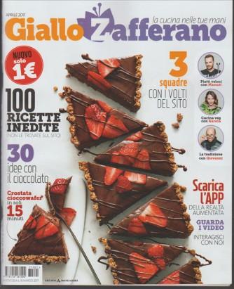 Giallo Zafferano - Mensile n. 1 Anno 1 - Aprile 2017
