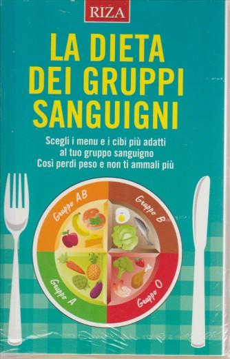 LA DIETA DEI GRUPPI SANGUIGNI. N. 60. SETTEMBRE 20016.