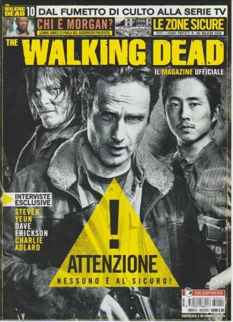 THE WALKING DEAD. IL MAGAZINE UFFICIALE.N. 10 LUGLIO 2016.