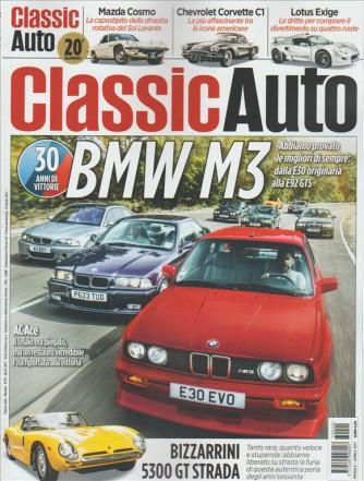 Classic Auto - mensile n. 20 Aprile 2017 -  BMW M3