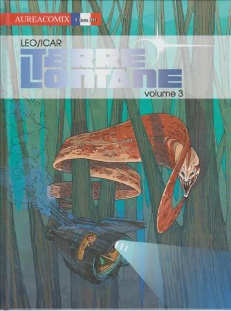 TERRE LONTANE VOLUME 3.  AUREACOMIX MENSILE 2016.