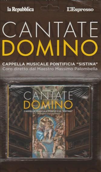 """CD - Cantate Domino - Canto gregoriano """"Rorate caeli desuper"""""""