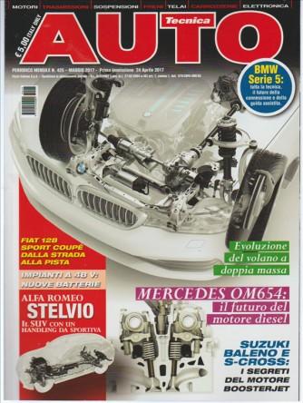 Auto Tecnica - mensile n. 425 Maggio 2017