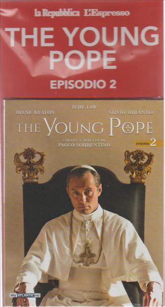 DVD vol. 2 THE YOUNG POPE creato e diretto da Paolo Sorrentino