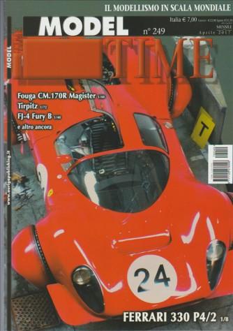 Model Time - mensile n. 249 Aprile 2017