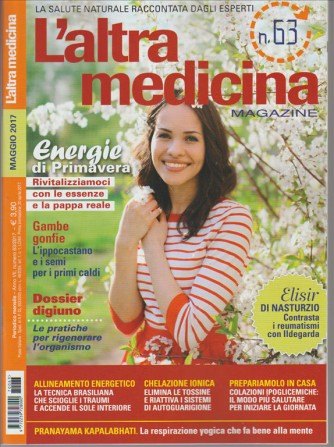 L'altra Medicina Magazine - mensile n. 63 Maggio 2017