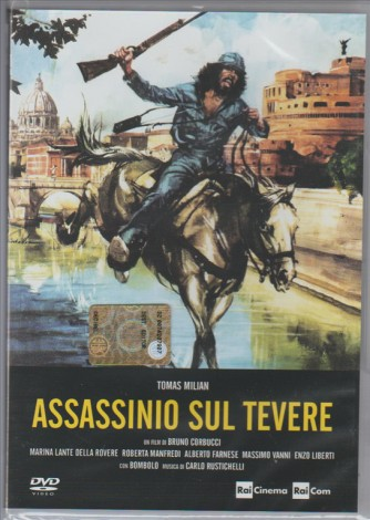 DVD Assassinio sul Tevere - Regista: Bruno Corbucci