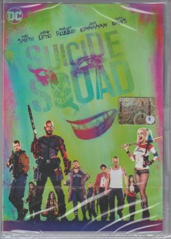 DVD - Suicide Squad - Regista: David Ayer