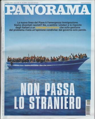 PANORAMA - settimanale n. 18 (2554) - 6 Maggio 2015