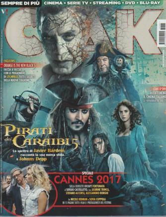 CIAK - mensile n. 5 Maggio 2017