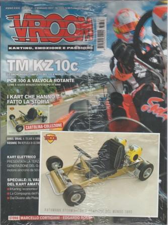 VROOM - mensile n. 333 Maggio 2017 TM KZ 10c