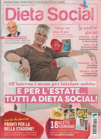 Dieta Social - mensile n. 5 () Maggio 2017