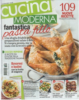 Cucina Moderna - mensile n. 6 Giugno 2017