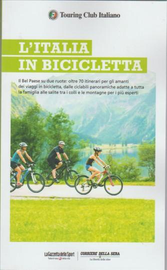 L'Italia in Bicicletta del Touring Club Italiano con La Gazzetta dello Sport