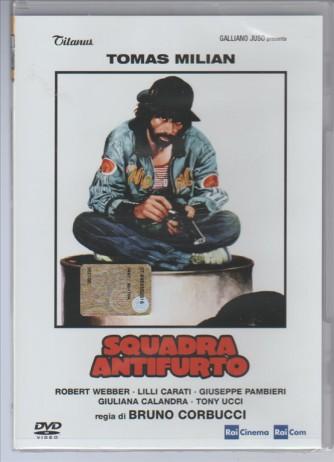 DVD SQUADRA ANTIFURTO c/Thomas Milian - Regista: Bruno Corbucci