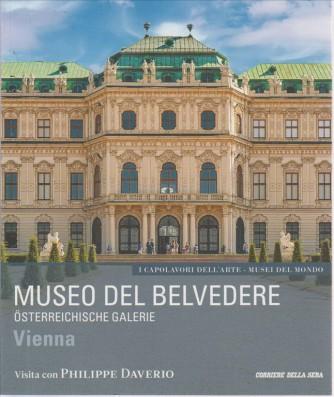 MUSEO DEL BELVEDERE. VIENNA. VISITA CON PHILIPPE DAVERIO.  N. 30. I CAPOLAVORI DELL'ARTE - MUSEI DEL MONDO.