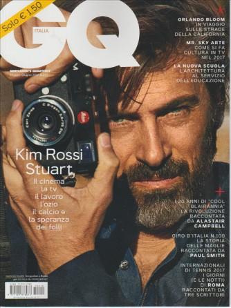 GQ Italia Gentlemen's Quarterly - mensile n. 3210 - Maggio 2017