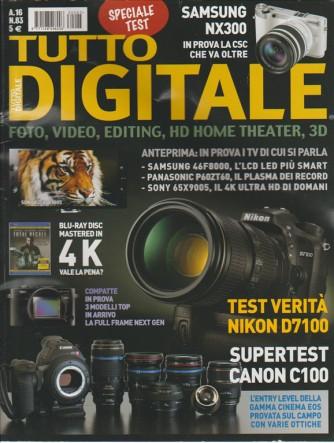 Tutto DIGITALE - bimestrale n. 83 Speciale TEST  anno 2013