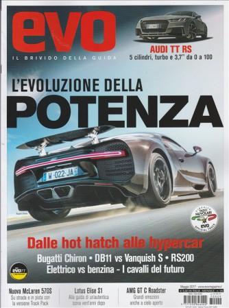 EVO (il brivido della guida) - mensile n. 29 Maggio 2017