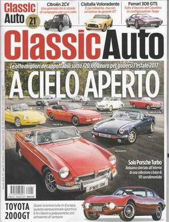 Classic Auto - mensile n. 21 maggio 20147 - A Cielo Aperto
