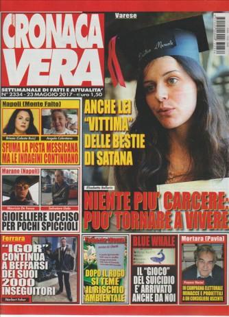 Nuova Cronaca Vera - settimanale n. 2334 - 23 maggio 2017