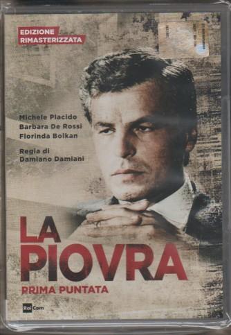 DVD La Piovra  -  Prima puntata - Ed. Rimasterizzata