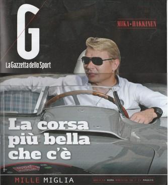 MILLE MIGLIA - Brescia - Roma - Brescia - 18/21 Maggio Suppl. Gazzetta dello Sport