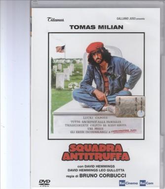 DVD Thomas Milian - Squadra antitruffa - Regista: Bruno Corbucci