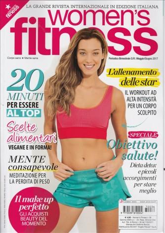 """Women's Fitness - bimestrale n. 36 Maggio 2017 - """"Make up perfetto"""""""