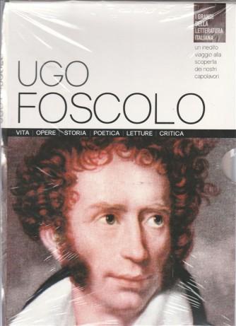 DVD i grandi della Letteratura italiana - Ugo Foscolo