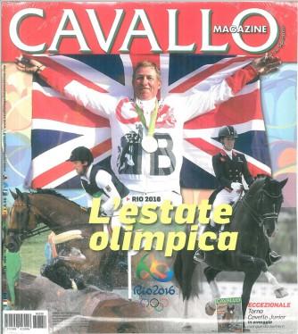 Cavallo Magazine & lo Sperone - mensile n. 358 Settembre 2016