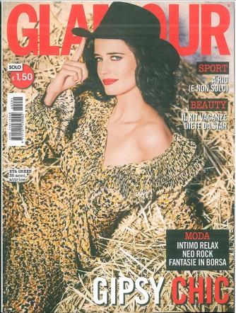 "Glamour Pocket - Mensile n. 291 Agosto 2016 ""Gipsy chic"""