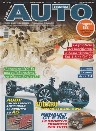 """Auto Tecnica - mensile n. 426 Giugno 2017 - """"Peugeot EB2"""""""