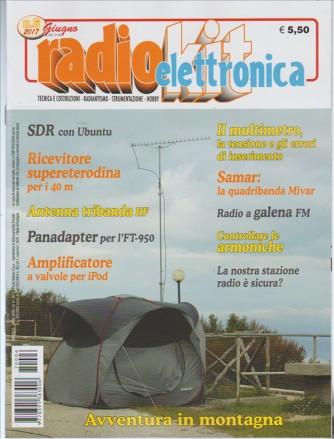 "Radiokit Elettronica - mensile n. 6 Giugno 2017 ""SDR con UBUNTU"""