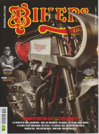 "Bikers Life - mensile n. 6 Giugno 2017 ""Road test: Street Rod 750"""