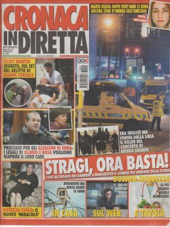 """Cronaca in Diretta - Quattordicinale n. 9 - 9 Giugno 2017 """"Marta Russo"""""""