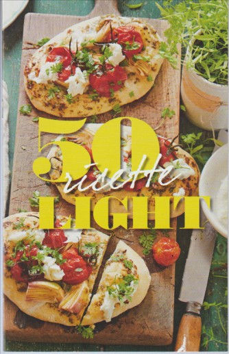 50 Ricette Light - speciale Pocket di Viversani & Belli