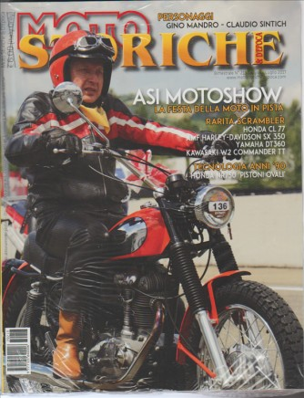 Moto Storiche & d'Epoca + Moto Tecnica Bimestrale n. 213 Giugno 2017