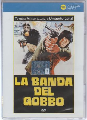 DVD - La Banda del Gobbo - Regista: Umberto Lenzi