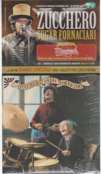 CD Zucchero Sugar Fornaciari - Miserere by Sorrisi e Canzoni TV