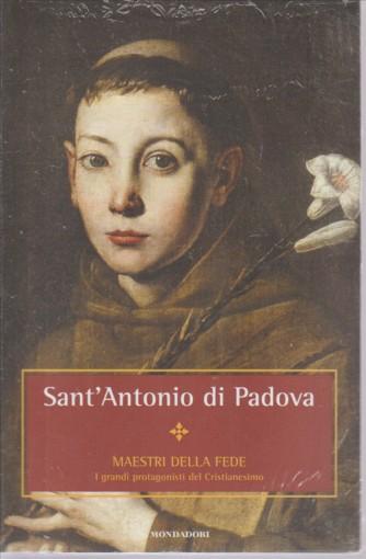 MAESTRI DELLA FEDE. SANT'ANTONIO DI PADOVA. N. 4