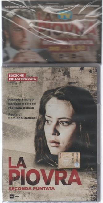 DVD La Piovra  -  Seconda puntata - Ed. Rimasterizzata